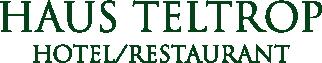 Hotel Restaurant Teltrop in Haltern Lippramsdorf Logo
